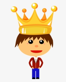 Crown Clip Boy Clipart Boy With Crown Cartoon Hd Png Download Kindpng Lovepik provides 290000+ cartoon crown photos in hd resolution that updates everyday, you can free download for both personal and commerical use. crown clip boy clipart boy with crown