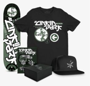 Lp Street Soldier Ultimate Bundle Logo Linkin Park Hybrid
