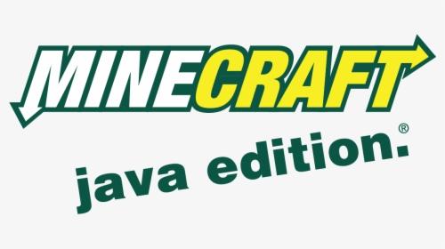 Minecraft Logos Java Edition Hd Png Download Kindpng