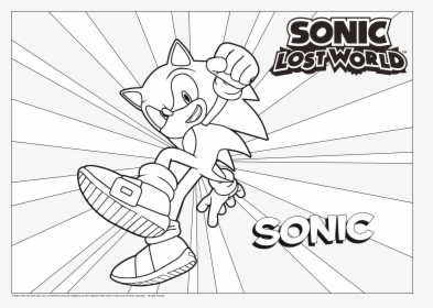 28 Collection Of Sonic Mania Coloring Pages Sonic Adventure Coloring Pages Hd Png Download Kindpng