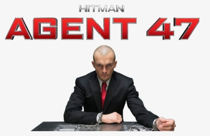 Agent 47 Image Hitman Agent 47 Fanarts Hd Png Download Kindpng