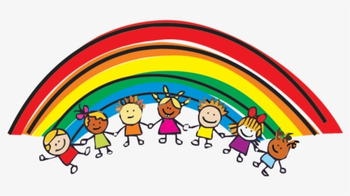 Kids Rainbow Clipart The Cliparts Printable Pictures - Rainbow ...