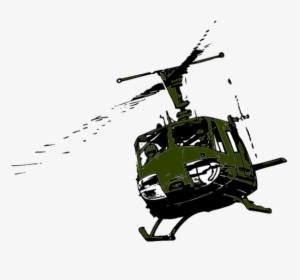 Vietnam War Helicopters Png Transparent Png Kindpng