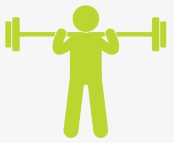 strength of character weightlifting icon hd png download kindpng weightlifting icon hd png download