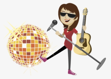 Female Musician Clip Art, PNG, 1089x2400px, Watercolor, Cartoon, Flower,  Frame, Heart Download Free