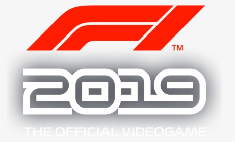 Logo F1 2019 Game Logo Png Transparent Png Kindpng