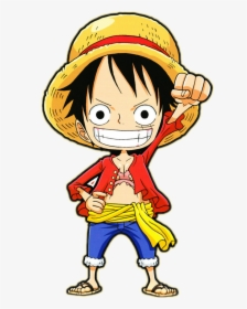 One Piece Chopper Chibi Hd Png Download Kindpng
