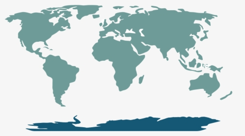 World Map Without Antarctica - Map Of The World To Trace, HD ...