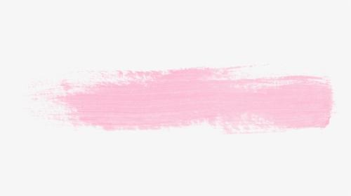 Clip Art Brushes Tumblr Png Light Pink Brush Stroke Transparent Png Kindpng