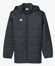 Black Winter Jacket For Women Png Background Image Adidas Transparent Png Kindpng