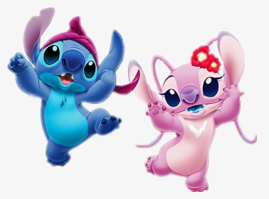 Angel Disneys Lilo Stitch Wallpapers Stitch And Angel Png Transparent Png Kindpng
