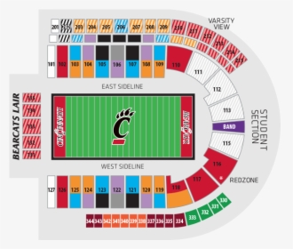 Football Seat Map Yankee Stadium, HD Png Download - kindpng