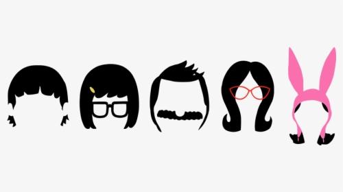 Clip Art Bobs Burgers Font Bob S Burgers Character Outline Hd Png Download Kindpng