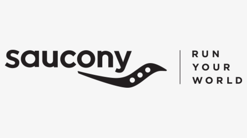 Saucony Run Your World, HD Png Download