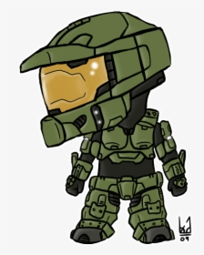 Collection Of Free Halo Drawing Chibi Download On Ui Halo