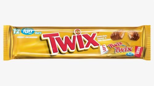 Twix 12 Fun Size, HD Png Download - kindpng