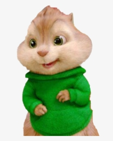 Chipmunks Alvinandthechipmunks Theodore Theodore Chipmunks Hd Png Download Kindpng