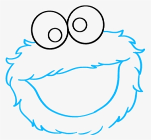 Mouth Svg Cookie Monster Cartoon Hd Png Download Kindpng