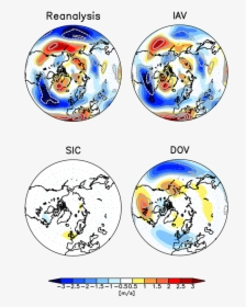 This Study Finds That The Weakening Of The Jet Stream - Map ...