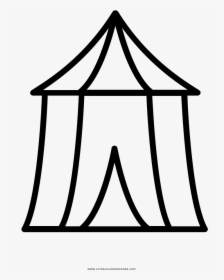 Tent Coloring Pages - GetColoringPages.com | 280x224