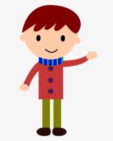 Gambar Kartun Anak Animasi Anak Berangkat Sekolah Hd Png Download Kindpng