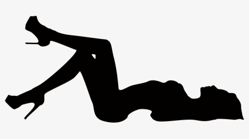 girl silhouette sexy hot