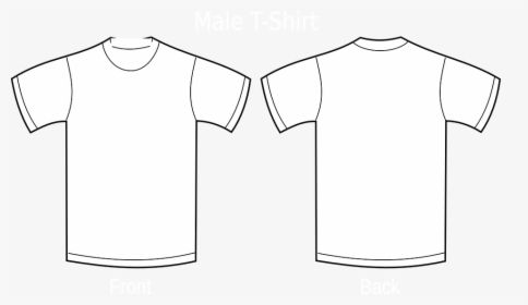 White T Shirt Template Png Images Free Transparent White T Shirt Template Download Kindpng