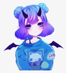 Transparent Anime Demon Png Roblox Royale High Characters Png