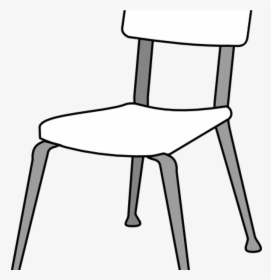 Chair Clipart Thing School Chair Clipart Black And White