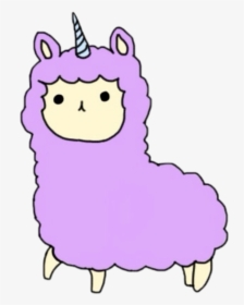 321 3218265 art sticker kawaii unicorn llama cute awesome hd