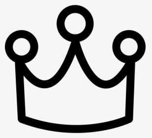 Font Crown Corona Icons Transparent Background Hd Png Download Kindpng
