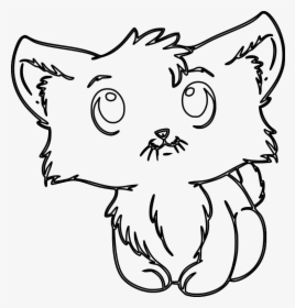 Kitty Cat Coloring Pages | Animal coloring pages, Cat coloring ... | 280x268