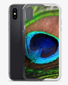 Peacock Feather Circles Iphone Case Iphone Hd Png