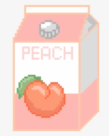 Pixel Sticker By Verena Schander Pixel Art Food Cake Hd