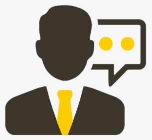 Consult - Business Communication Icon Icon Png, Transparent Png ...