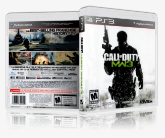 Call Of Duty Modern Warfare 3 Game Cover Hd Png Download Kindpng
