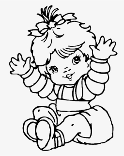 Printable Baby Coloring Pages For Kids Free Toddler