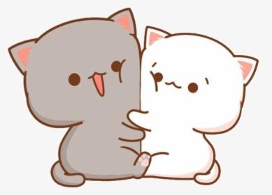 Catpuccino Cute Cat Anime Chibi Kawaii Coffee Kawaii Cute