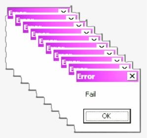 Error Message Png Images Free Transparent Error Message Download Kindpng