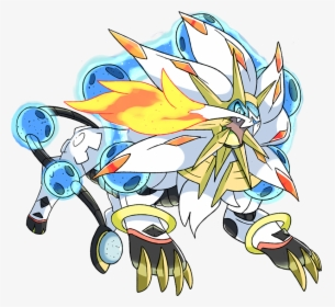 Xerneas Yveltal Zygarde Solgaleo Y Lunala Hd Png Download