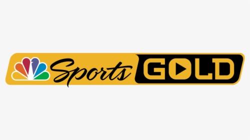 Nbc Sports Gold Logo Hd Png Download Kindpng