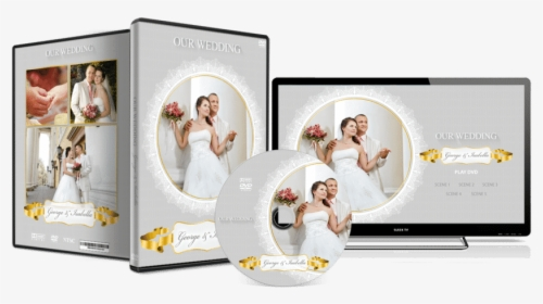 Wedding Dvd Cover Wedding Dvd Cover Png Transparent Png Kindpng