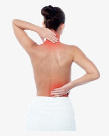 Back Pain Royalty Free Png Image Woman Back Pain Png Transparent Png Kindpng