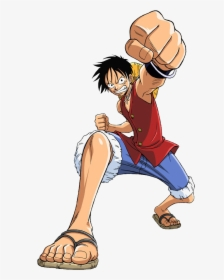 Monkey D Luffy Full Body Hd Png Download Kindpng