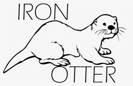 Otter Coloring Pages - GetColoringPages.com   280x433