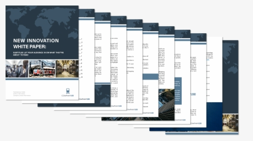 Ms Word White Paper Template from p.kindpng.com
