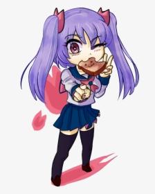 Anime Girl Chibi Sleeping Png Download Anime Girl Sleeping Transparent Png Download Kindpng