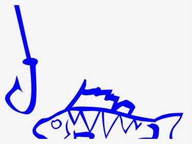 Animated Fishing Line Cartoon Hd Png Download Kindpng