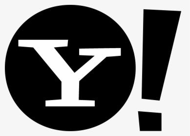 Yahoo White Logo Png Transparent Png Kindpng