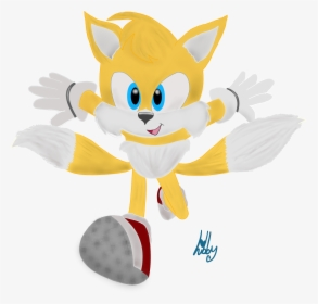 Movie Tails Sonic The Hedgehog Movie Tails Hd Png Download